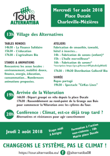 village des alternatives - programme