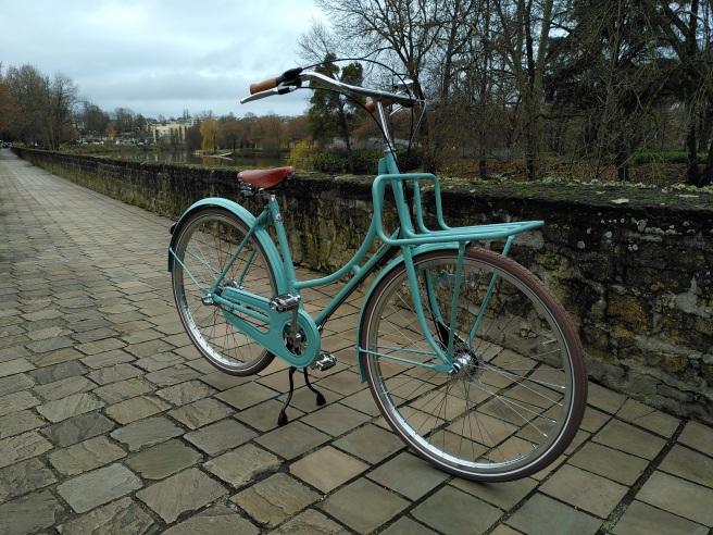 Vélo chars Château 15x900mm Textile Nylon NEUF